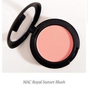 MAC blush Royal Sunset